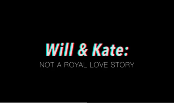 Title photo: Will and Kate Not a Royal Love Story